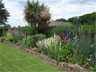 Although This Page Is About Flower Borders, Try To Create Nesting Sites By  Adding A Solitary Bee House (such As Hollow Canes) Or Better Still, ...