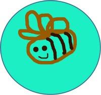 fun bumblebee image